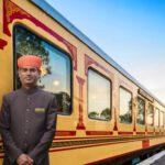 viaggio in treno in india