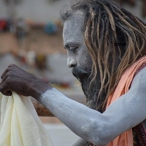 Saint-in-Varanasi