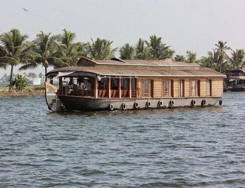 Back-water-in kerala