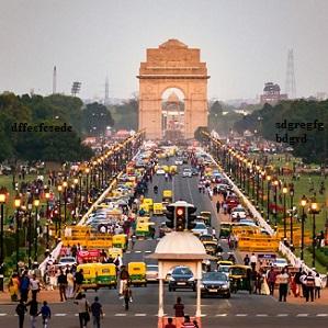 Delhi-Monument