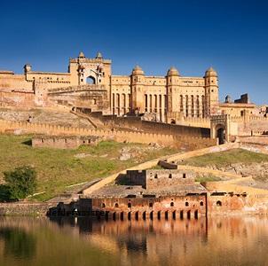 Jaipur-fort-amer